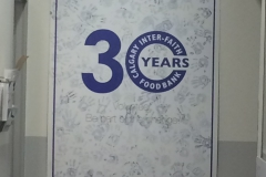 CFB 30 years volunteer