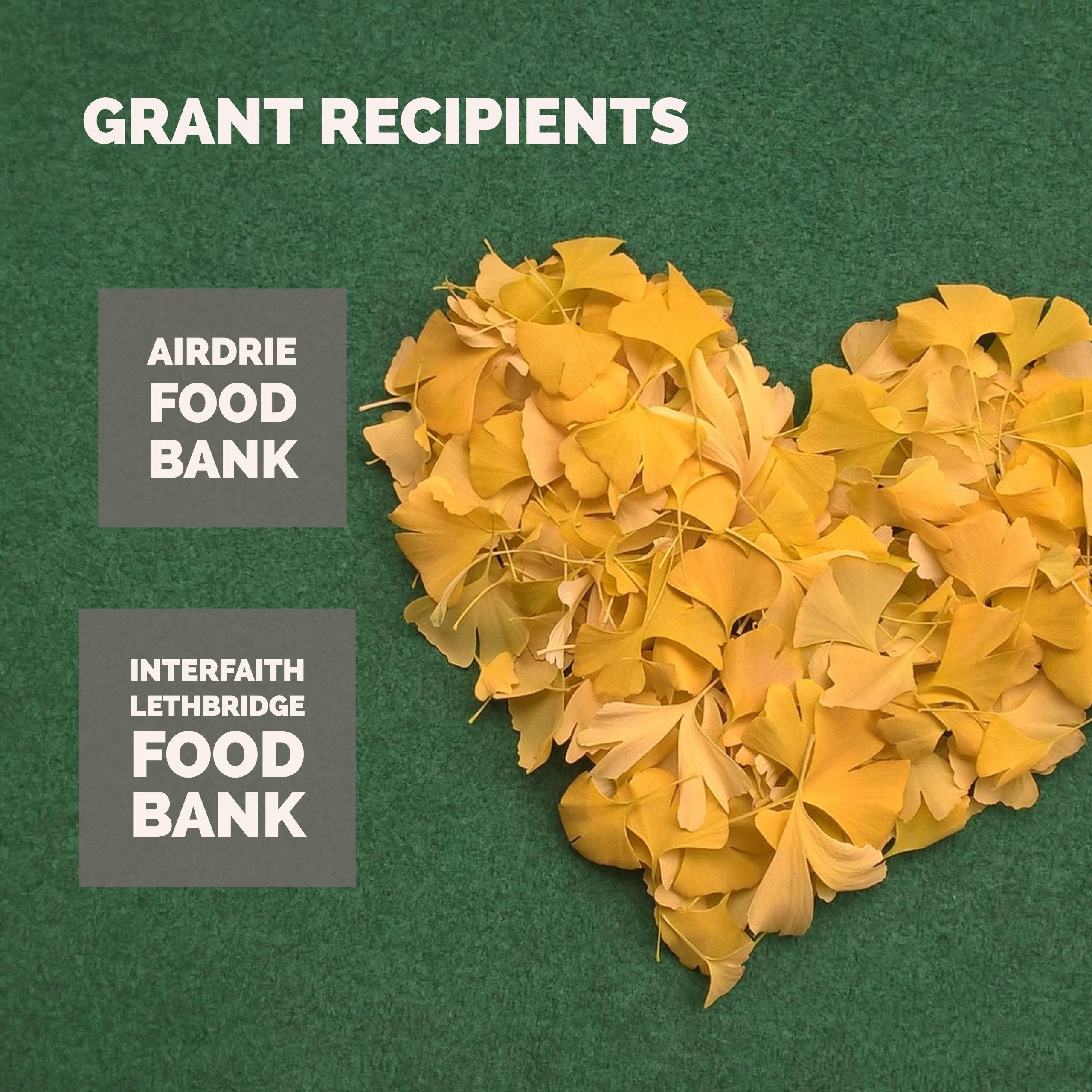 Grants For Food Banks In Canada