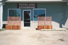 Parkland Food Bank new