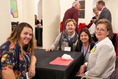 Gert, Cindy (Leduc), Suzan (St.AB), Stephanie (FBA)