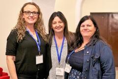 Stephanie, Lori (Whitecourt), Mayerthorpe (Tammy-Lee)