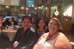 Arianna, Kim, Stephanie
