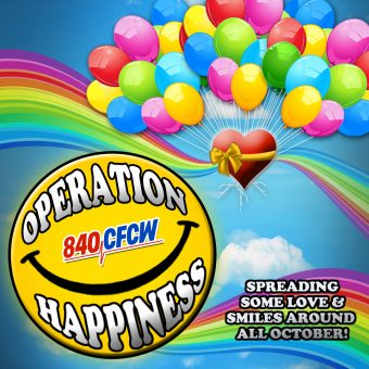 840 CFCW Operation Happiness